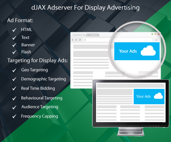 dJAX Adserver for Agencies