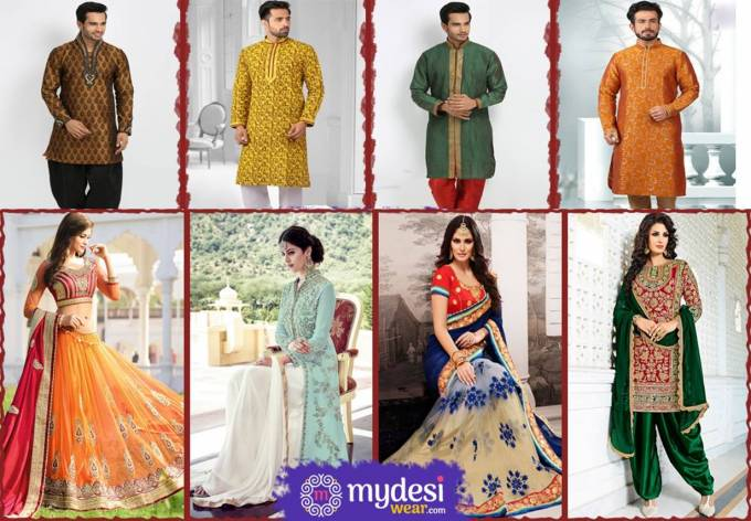 The time to wear Indian ethnic wear in India