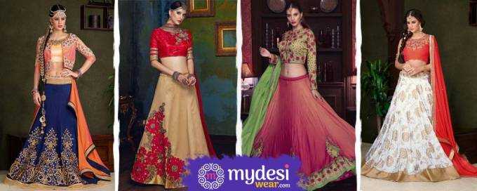 Style of lehenga for garba nights with ethnic touch