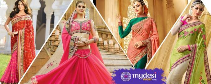 Sarees for Diwali-festive season is on!