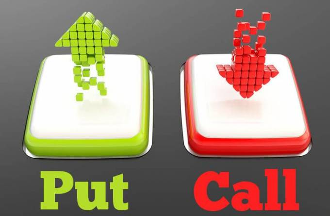 What are the main types of binary options