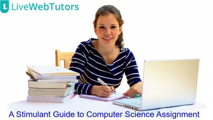 A Stimulant Guide to Computer Science Assignment