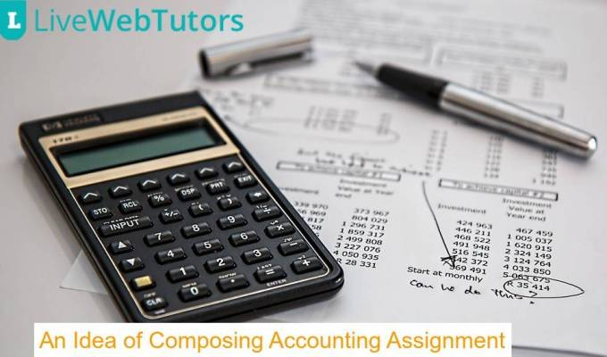 An Idea of Composing Accounting Assignment