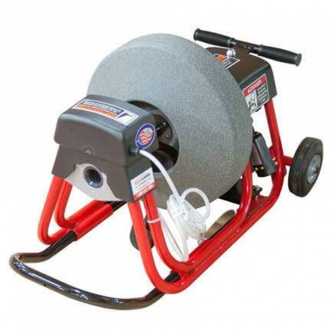 Sewer Cleaning Machine - Safety Precautions