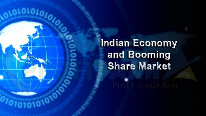 Indian Economic Growth and Share Market