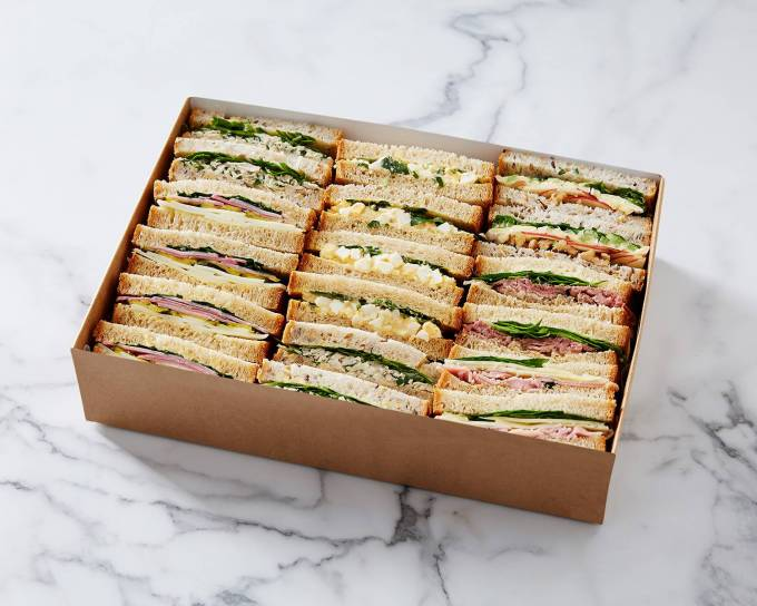 M&S Sandwich Platters for Every Occasion