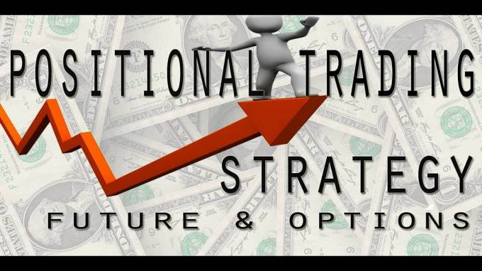 What are the main strategies used by a positional trader
