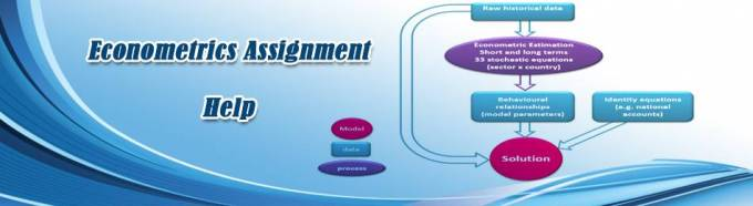 Get All Types of Econometric Assignment Help from Online Web Assignment Services