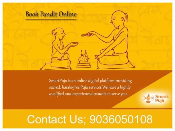 Pandit In Bangalore | Purohit In Bangalore | Book Pandit Online - Smartpuja.com