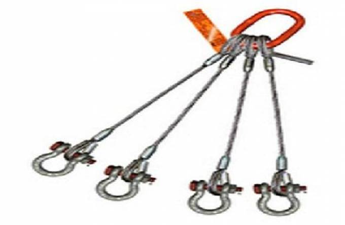 The Four Biggest Benefits of Using a Wire Rope Sling