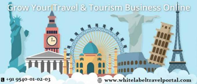 Why White Label Travel Portal Is Recommended For The Start-Up Company?