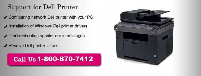 How to Install Dell Printer in Simple Ways?