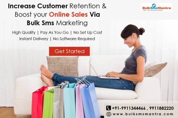 What Makes Bulk SMS A Great Marketing Tool for all type of business?