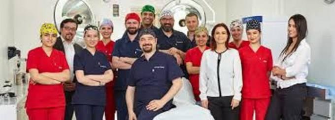 Transplant in Hairline Clinic Ankara