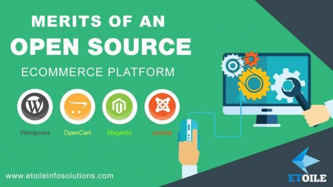 Merits of an Open-Source Ecommerce Platform