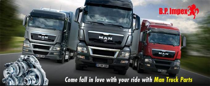 Come fall in love with your ride with Man Truck Parts