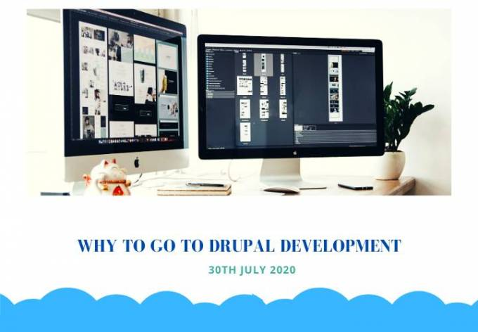 Why to go to Drupal Development Only