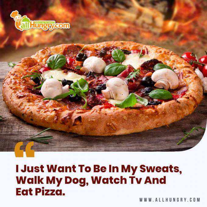 Get to know more about to your favourite food - Pizza