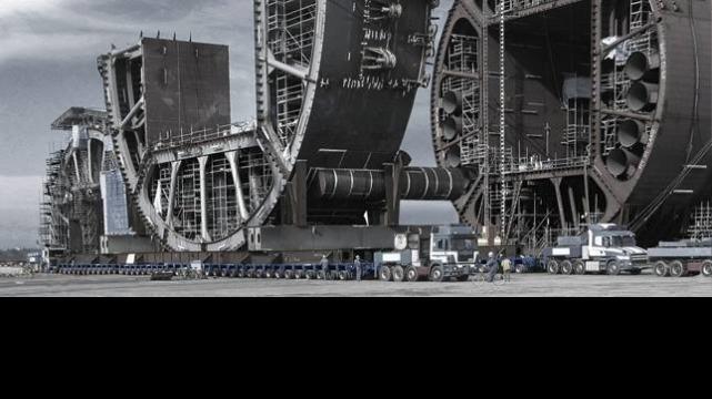 Projects & Break Bulk Cargo